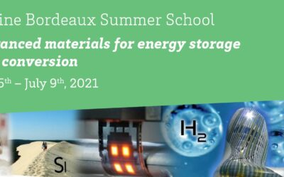 """Online Summer School: """"Advanced materials for energy storage and conversion"""""""