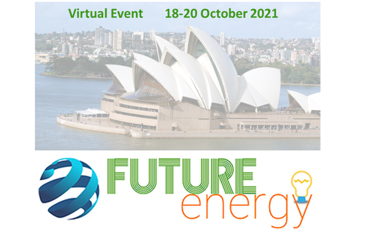 4th Energy Future Conference  18-20 October 2021 UNSW Sydney, Australia